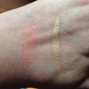 BellaPierre and Bye Bye Undereye Swatches