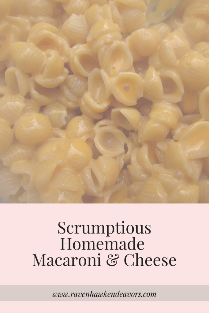 Scrumptious Homemade Macaroni and Cheese 2