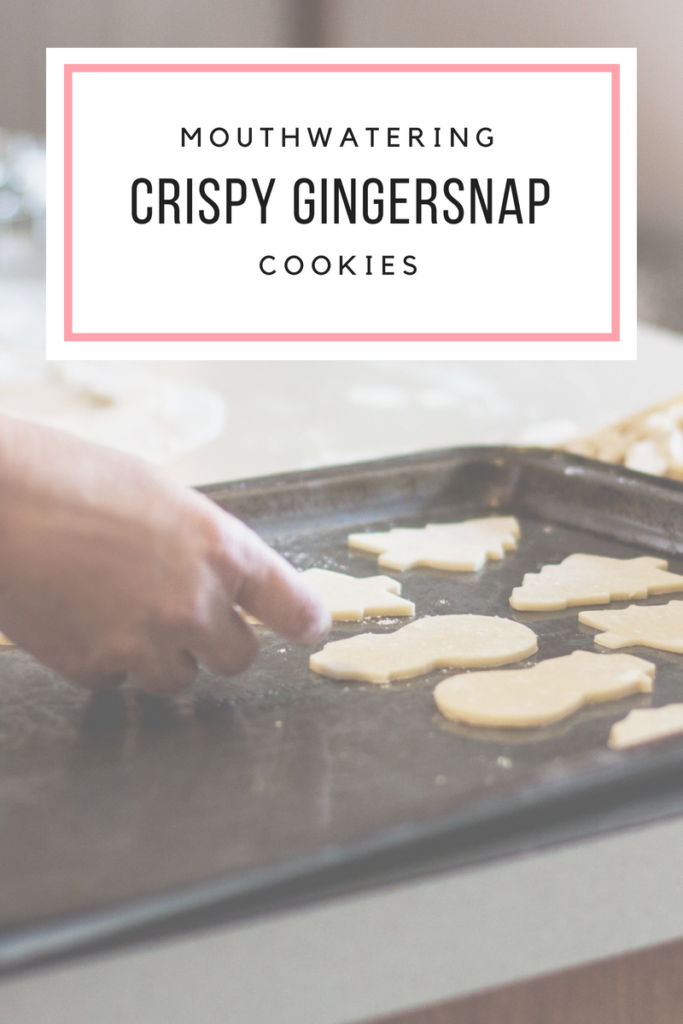Mouthwatering Crispy Gingersnap Cookies 3