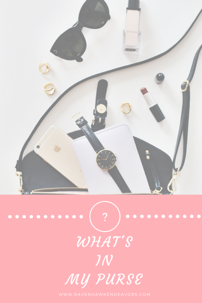 What's In My Purse? 4