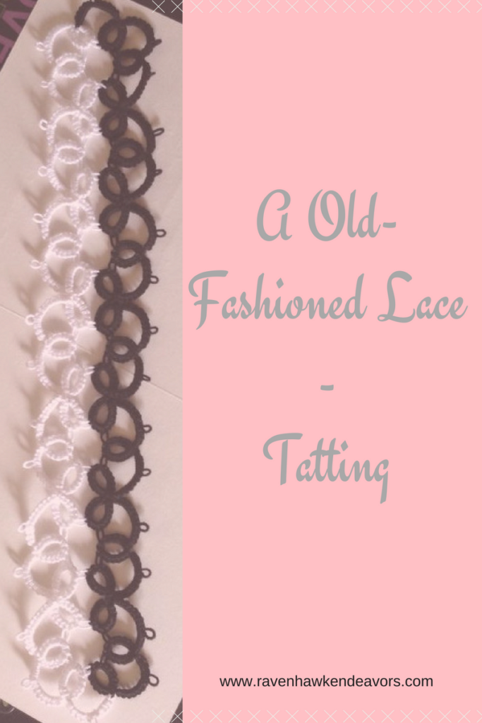 A Old-Fashioned Lace - Tatting 1