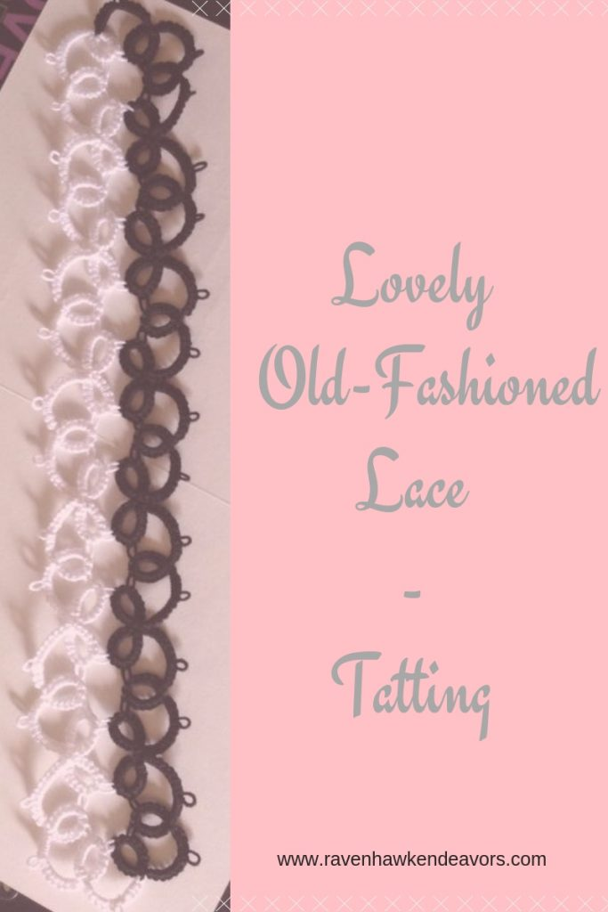 Lovely Old-fashioned Lace